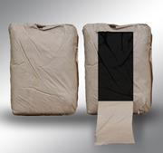 Битум нефтяной кровельный БНК 90/10 (25 кг мешок)