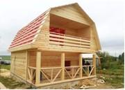 Недорого Построим Дом из бруса на вашем участке Краснополье и рн