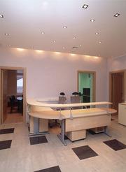 Ремонт помещений-офисов от косметического до Vip