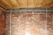 Монтаж электропроводки в частном доме. Могилев