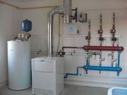 Монтаж систем отопления под ключ в Хотимске